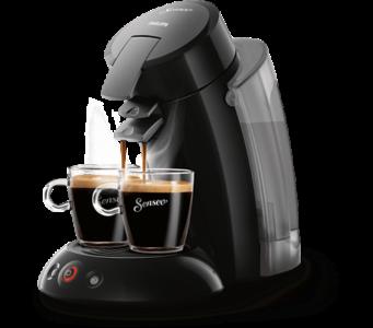cafetera y cafe senseo original XL