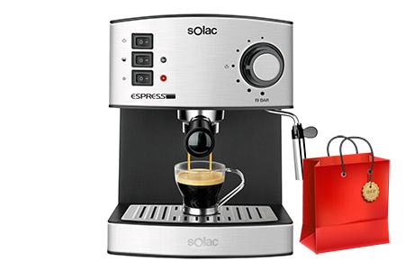 cafetera Solac CE4480 Análisis y Opiniones cafetera