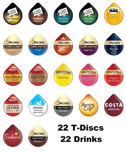 T-disc tassimo