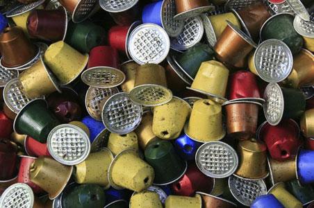 capsulas usadas