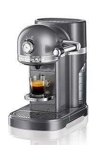 cafetera KitchenAid Nespresso