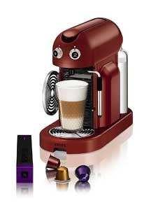 cafetera nespresso maestria