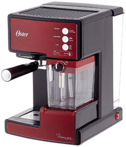 cafetera express oster late prima