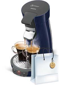 senseo viva cafe azul