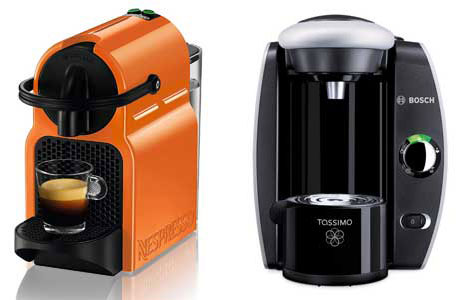 cafetera tassimo vs nespresso